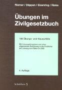 Cover-Bild zu Übungen im Zivilgesetzbuch von Riemer, Hans M
