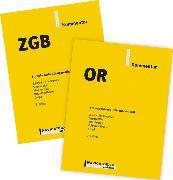 Cover-Bild zu ZGB & OR Kommentar Kombipaket von Kren Kostkiewicz, Jolanta (Hrsg.)
