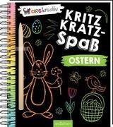 Cover-Bild zu Kritzkratz-Spaß Ostern