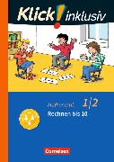 Cover-Bild zu Klick! inklusiv - Grundschule / Förderschule - Mathematik 1./2. Schuljahr. Rechnen bis 10. Themenheft 2 von Burkhart, Silke