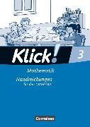 Cover-Bild zu Klick! Mathematik 3. Schuljahr. Handreichungen für den Unterricht von Burkhart, Silke