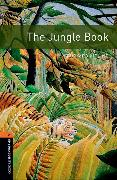 Cover-Bild zu Kipling, Rudyard: Oxford Bookworms Library: Level 2:: The Jungle Book