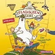 Cover-Bild zu Der Hausschuh-Dieb von Auer, Margit