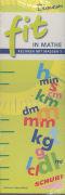 Cover-Bild zu Fit in Mathe - Rechnen mit Massen 1 von Schmalfeldt, Simone