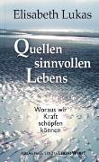Cover-Bild zu Quellen sinnvollen Lebens von Lukas, Elisabeth