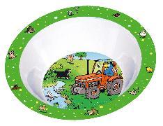 Cover-Bild zu Globi Melamin Schale Bauernhof