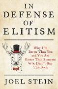 Cover-Bild zu In Defense of Elitism (eBook) von Stein, Joel