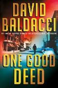 Cover-Bild zu One Good Deed (eBook) von Baldacci, David