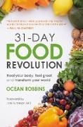 Cover-Bild zu 31-Day Food Revolution (eBook) von Robbins, Ocean