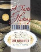 Cover-Bild zu A Taste of History Cookbook (eBook) von Staib, Walter