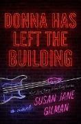 Cover-Bild zu Donna Has Left the Building (eBook) von Gilman, Susan Jane