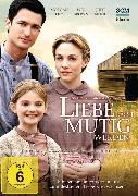 Cover-Bild zu Lily, Morgan (Schausp.): Liebe lässt mutig werden