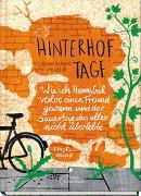 Cover-Bild zu Praßler, Anna Maria: Hinterhoftage