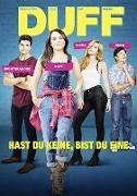 Cover-Bild zu DUFF - HAST DU KEINE, BIST DU EINE von Mae Whitman (Schausp.)