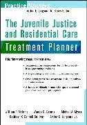 Cover-Bild zu The Juvenile Justice and Residential Care Treatment Planner (eBook) von Mcinnis, William P.