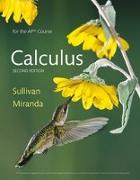 Cover-Bild zu Calculus for the AP® Course von Sullivan, Michael
