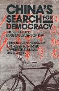 Cover-Bild zu China's Search for Democracy: The Students and Mass Movement of 1989 von Ogden, Suzanne