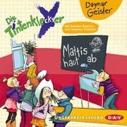 Cover-Bild zu Geisler, Dagmar: Die Tintenkleckser - Teil 3: Mattis haut ab
