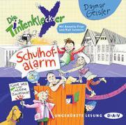 Cover-Bild zu Geisler, Dagmar: Die Tintenkleckser - Teil 2: Schulhof-Alarm