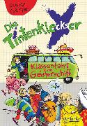 Cover-Bild zu Geisler, Dagmar: Die Tintenkleckser 4 - Klassenfahrt zum Geisterschiff