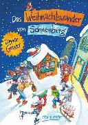 Cover-Bild zu Geisler, Dagmar: Das Weihnachtswunder von Schneeberg