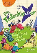 Cover-Bild zu Geisler, Dagmar: Die Tintenkleckser 1 - Mit Schlafsack in die Schule