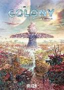 Cover-Bild zu Filippi, Denis-Pierre: Colony. Band 3