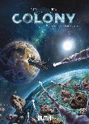 Cover-Bild zu Filippi, Denis-Pierre: Colony. Band 1 (eBook)