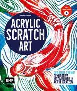 Cover-Bild zu Acrylic Scratch Art