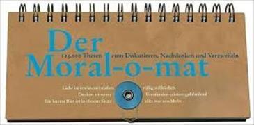 Cover-Bild zu Der Moralomat