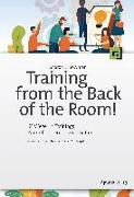 Cover-Bild zu Bowman, Sharon L.: Training from the Back of the Room!