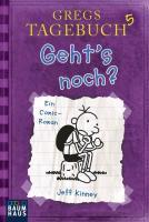 Cover-Bild zu Gregs Tagebuch 5 - Geht's noch?