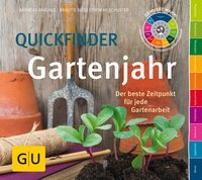 Cover-Bild zu Quickfinder Gartenjahr