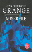 Cover-Bild zu Miserere von Grange, Jean-Christophe