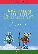 Cover-Bild zu Karlchen freut sich auf Weihnachten von Berner, Rotraut Susanne