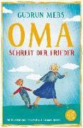 Cover-Bild zu »Oma!«, schreit der Frieder (eBook) von Mebs, Gudrun