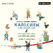 Cover-Bild zu Karlchen für jeden Tag (Audio Download) von Berner, Rotraut Susanne