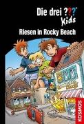 Cover-Bild zu Die drei ??? Kids, 86, Riesen in Rocky Beach von Blanck, Ulf