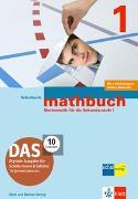Cover-Bild zu mathbuch 1