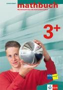 Cover-Bild zu mathbuch 3+. Erweiterte Ansprüche. Arbeitsheft - Lösungen zum Arbeitsheft - Merkheft