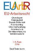 Cover-Bild zu EU-Arbeitsrecht