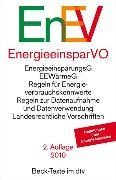 Cover-Bild zu Energieeinsparverordnung