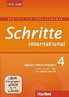 Cover-Bild zu Hilpert, Silke: Schritte international 4. A2/2. Digitales Unterrichtspaket