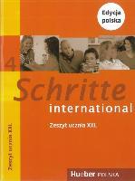 Cover-Bild zu Hilpert, Silke: Schritte international 4. A2/2. Glossar XXL Deutsch-Polnisch