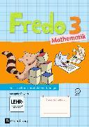 Cover-Bild zu Fredo - Mathematik 3. Schuljahr. Ausgabe B. Arbeitsheft mit interaktiven Übungen. BY von Balins, Mechtilde