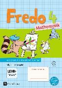Cover-Bild zu Fredo - Mathematik 4. Schuljahr. Ausgabe A. Neubearbeitung. Arbeitsheft von Balins, Mechtilde