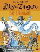 Cover-Bild zu Zilly und Zingaro. Das Spukhaus von Paul, Korky