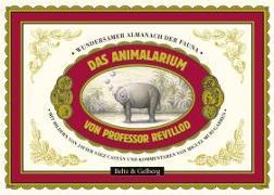 Cover-Bild zu Das Animalarium von Professor Revillod von Sáez Castán, Javier