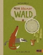 Cover-Bild zu Mein kleiner Wald von Wiehle, Katrin