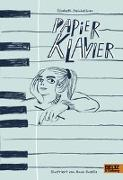 Cover-Bild zu Papierklavier von Steinkellner, Elisabeth
